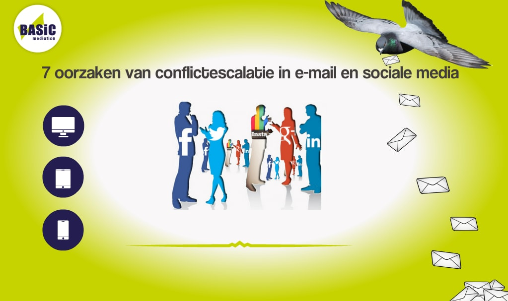 7 tips voor conflicthantering in online communicatie